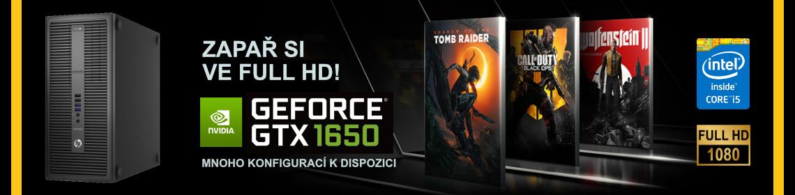 Gaming Geforce GTX 1650