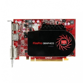 AMD Sapphire FirePro V4900 1 GB DDR5 31004-24-40A