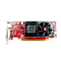 ATI Radeon HD 3450 256 MB GDDR2 s DMS-59 kabelem