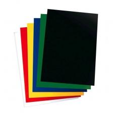Bílé desky CHROMOLUX - A4