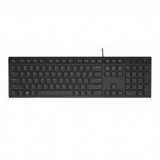Dell KB216 (580-ADHE) multimediální klávesnice, německá, USB, černá