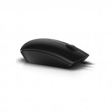 Dell optická myš MS116 (2 tlačítka + rolovací), USB, černá