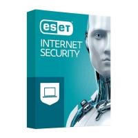 ESET Internet Security antivirus, roční licence pro jeden počítač (EIS001N1)