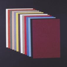 Desky DELTA A4 - tmavě červené
