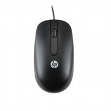 HP optická myš MSU 1158 (2 tlačítka + rolovací), USB, černá