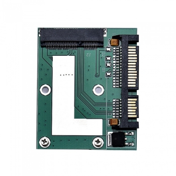 Konvertor mSATA SSD na 2.5 SATA III 6.0 Gb/s