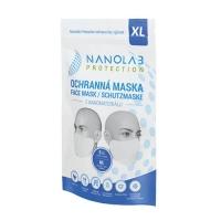 Nanolab protection ochranná nano rouška – balení 10 ks – velikost XL – pro dospělé