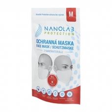 Nanolab protection ochranná nano rouška – balení 5 ks – velikost M – pro dospělé