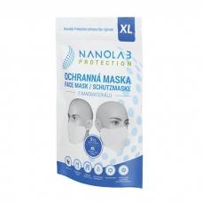 Nanolab protection ochranná nano rouška – balení 5 ks – velikost XL – pro dospělé