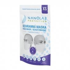 Nanolab protection ochranná nano rouška – balení 5 ks – velikost XS – dětská