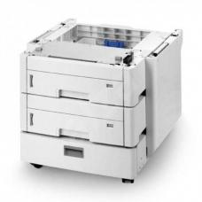 OKI druhý a třetí zásobník papíru a nízký kabinet MC860/MC861/MC851 (44020503)