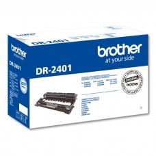 Originální černý fotoválec Brother DR-2401