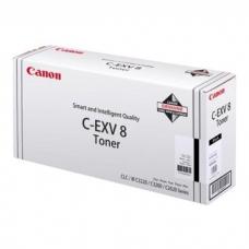 Originální černý toner Canon C-EXV8Bk (CF7629A002AA)