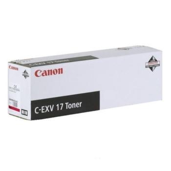 Originální purpurový toner Canon C-EXV17M (CF0260B002AA)