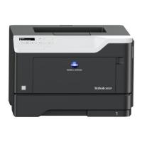 Konica Minolta Bizhub 3602P černobílá laserová tiskárna