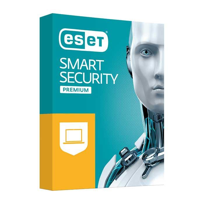 ESET Smart Security antivirus, roční licence pro jeden počítač
