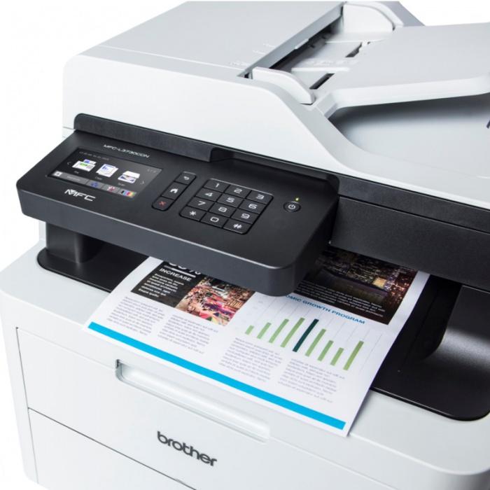 Brother MFC-L3730CDN LED barevná multifunkční tiskárna (záruka 3 roky)