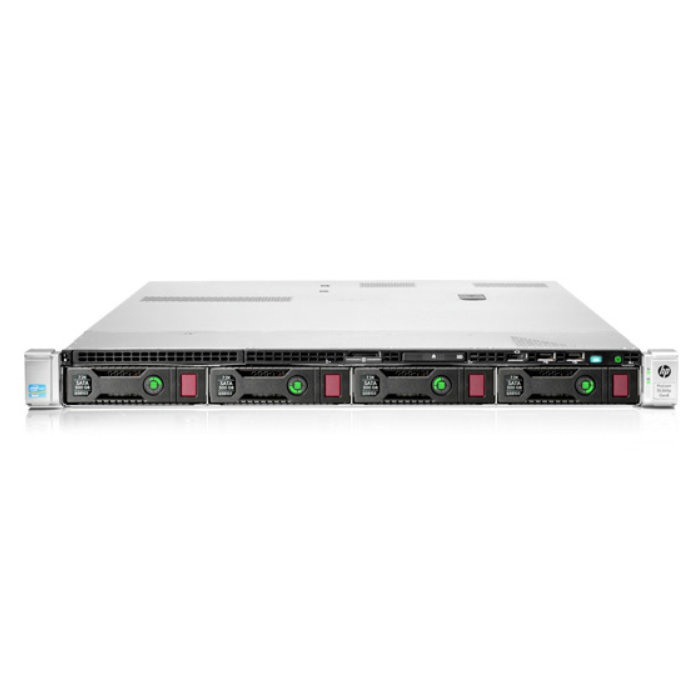 HPE ProLiant DL360p Gen8 1U LFF Windows Server 2019 Std.